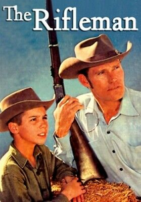 The Rifleman DVD (2006) cert U Value Guaranteed from eBay's biggest seller!
