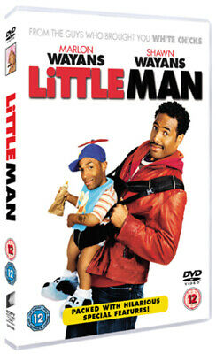 Little Man DVD (2011) Marlon Wayans cert 12 Incredible Value and Free Shipping!