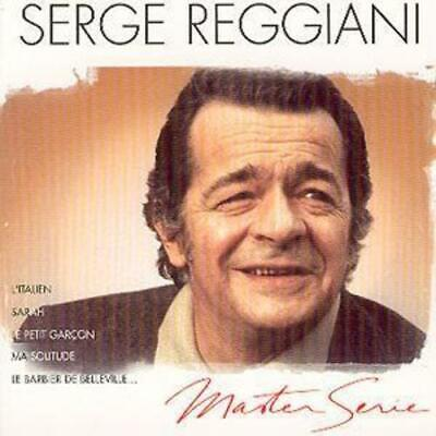 Serge Reggiani : Master Serie CD (2000) Highly Rated eBay Seller Great Prices