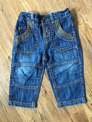 Boys Mothercare Jeans Age 9-12 Months