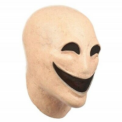 Creepypasta SplendorMan Latex Full Head Mask By Ghoulish Adult 14+