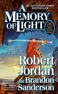 NEW A Memory of Light By Robert Jordan Paperback Free Shipping