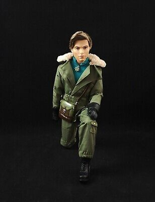 Barbie Wonder Woman Paradise Island Steve Trevor Ken Doll Articulated Chris Pine