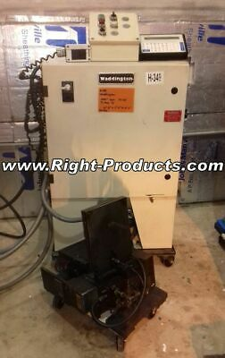 Servo Feeder Waddington Electronic Mini Servo Roll Feeder Coil Feeder Servo Feed