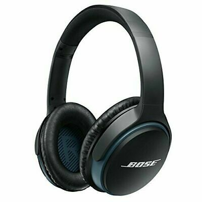 Bose SoundLink Around-Ear AE2 Bluetooth Wireless Headphones II - Black