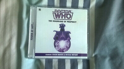 Doctor Who - The Guardians of Prophecy (CD-Audio, 2012)