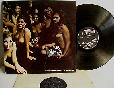 Jimi Hendrix Experience Electric ladyland 2LP UK 1st press