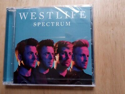 Westlife - Spectrum. New CD.