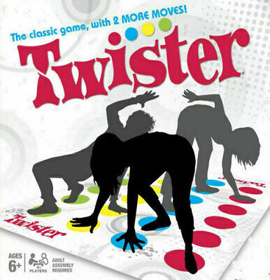 For Funny Twister The Classic Game Body Game Family Party Game UK P8K3D