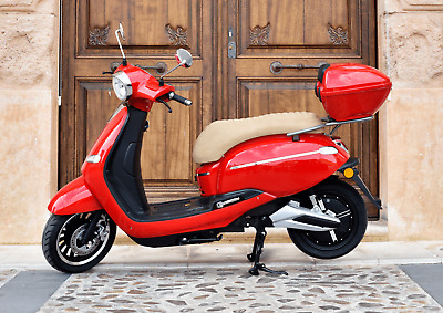Moto Electrica Urban City 3 50cc 3000w