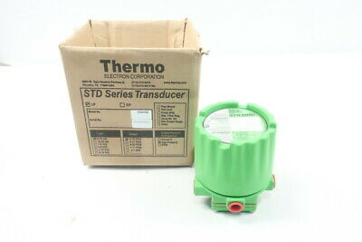 Thermo Electron STD613H Current To Pressure Transducer 3-15psi
