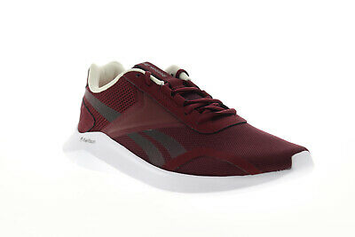 Reebok Energylux 2.0 EG8560 Mens Red Mesh Athletic Lace Up Running Shoes