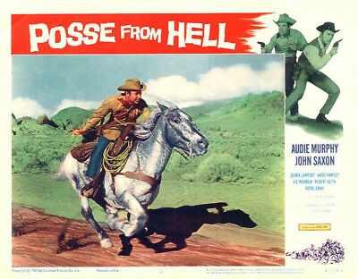 posse from hell starring audie murphy dvd