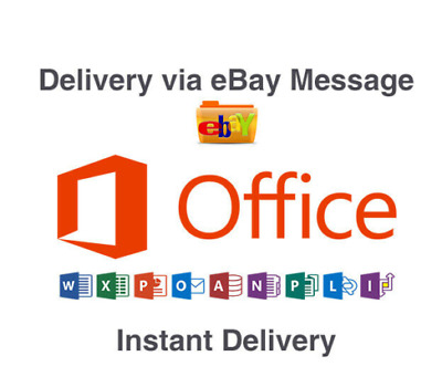 Microsoft Office 365 ProPlus Lifetime Account  5 Devices Mac/Win  5TB OneDrive