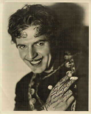 Warner Baxter - Inscribed Photograph Signed