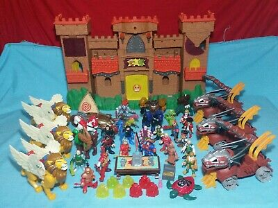 Fisher Price Imaginext Eagle Talon Castle Big Lot Knights Horses kids toys gifts