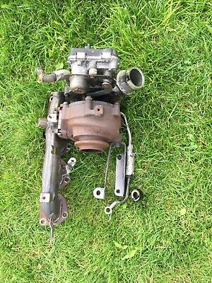 Range Rover Evoque/ Land Rover Discovery Turbo Manifold 9676272680