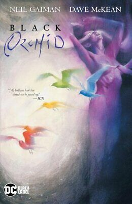 Black Orchid by Neil Gaiman 9781401294823 | Brand New | Free UK Shipping