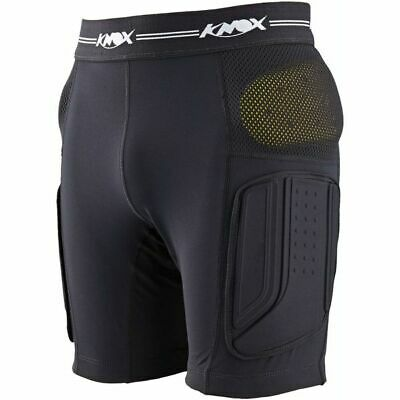KNOX Trooper Shorts Size Small Black