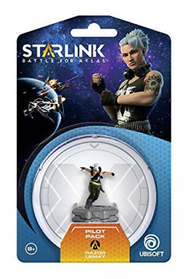 Toys-Starlink: Battle for Atlas - Pilot Pack - Razor Lemay /Video Game Toy NEW