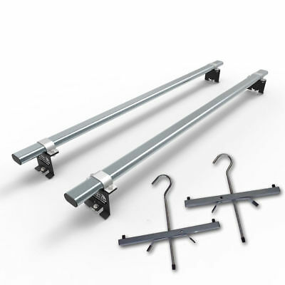 Ladder Clamps Berlingo 2 Bars Roof Rack and Load Stops DM64LS+A1 Partner
