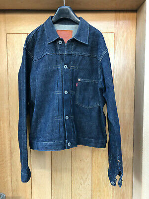 Levis Type 2 denim jacket