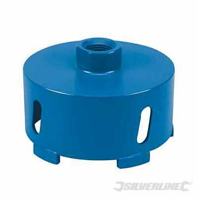 Silverline Diamond Core Drill Bit 107 x 47mm