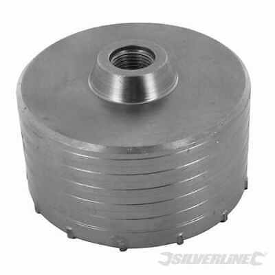 Silverline TCT Core Drill Bit 125mm