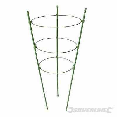 Silverline 3 Tier Plant Support 180 200 & 220mm Dia