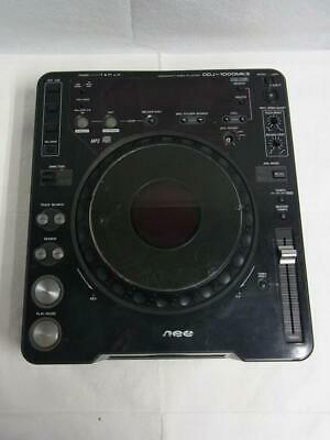 Pioneer CDJ-1000 MK3 Professional CD/MP3 Player Turntable Tested