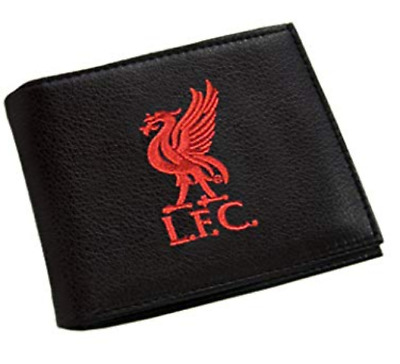 Liverpool F.C. Embroidered Wallet. Brand New. Official Club Merchandise
