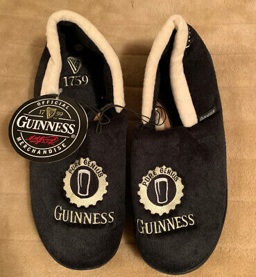 Guiness Slippers Size 8-9