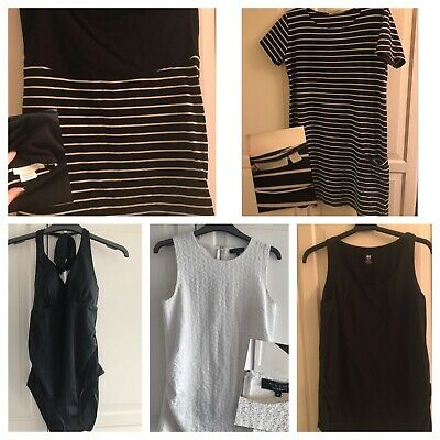 Bundle of Maternity Clothes Size 10/12, Jojo, H&M, Newlook