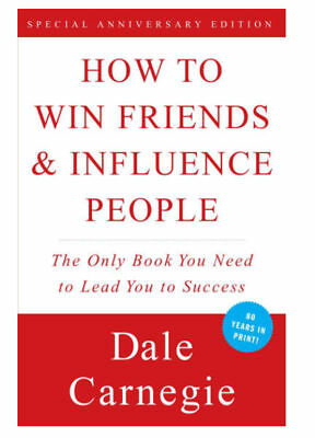 How to Win Friends & Influence People, Dale Carnegie, Good Book