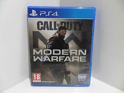Call of Duty Modern Warfare (PS4) Game includes unused digical content code