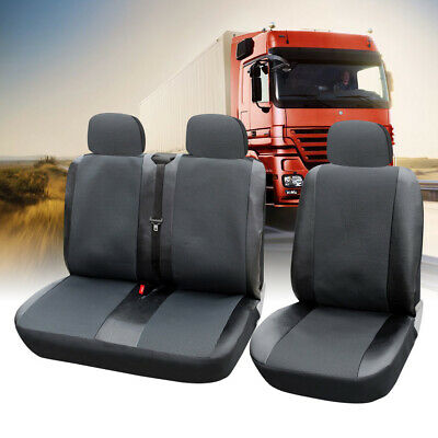 Van Car Truck Pickup Front Comfortable Seat Covers Protector Cushion Easy Clean