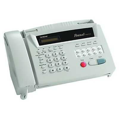 Brother FAX-515 A4 Mono Thermal Paper Fax