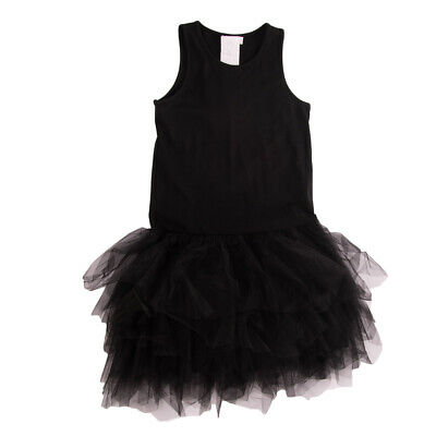 RRP€115 SO TWEE By MISS GRANT Tutu Dress Size 40 / 12Y / 146-152CM Tiered Ruffle