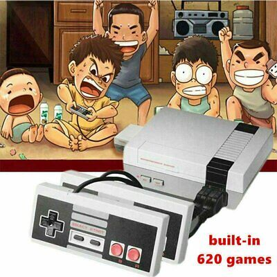 620 Games in 1 Retro TV Game Console Classic Built-in Controller HDMI Handheld