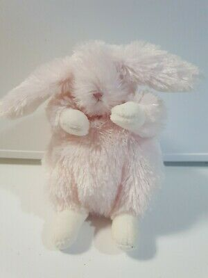 Wee Bunny - Petal Pink BUNNIES BY THE BAY 15cm soft toy plush