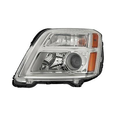 For GMC Terrain 2010-2015 TruParts GM2502350N Driver Side Replacement Headlight
