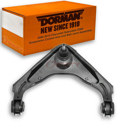 Suspension Control Arm and Ball Joint Assembly Front Left Upper Dorman 522-201
