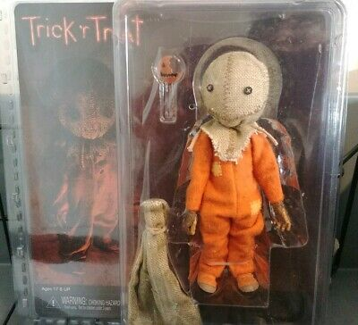 """TrickRTreat - 8"""" Scale Sam Clothed Action Figure NECA"""