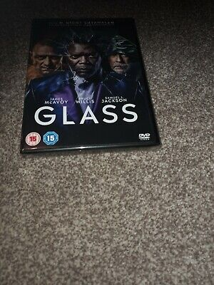 Glass (DVD  2019) new and sealed