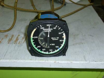 Airspeed Indicator - U.S. Gauge - AW2823AK - Used (As Removed, Serviceable)