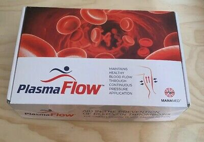 Manamed Plasma Flow Blood Clot Prevention - brand new, never used
