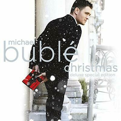 Michael Buble Christmas Cd Album Deluxe Special Edition New