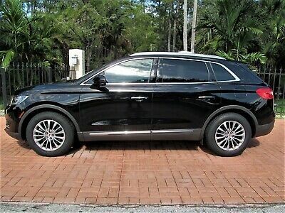 2016 Lincoln MKX Select Plus MKX * NAVIGATION * PANO ROOF * IMMACULATE * 1 OWNER NO ACCIDENTS * FLA