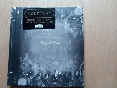 Coldplay - Everyday Life. New CD.