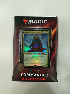Magic The Gathering Mazzo Commander 2019 Intelletto Mistico - Nuovo